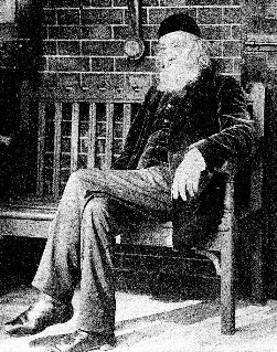 Richard Owen in old age