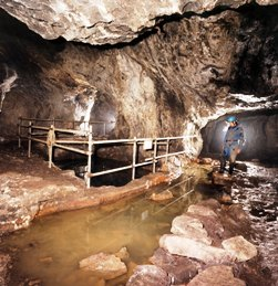 The Ecton Mine