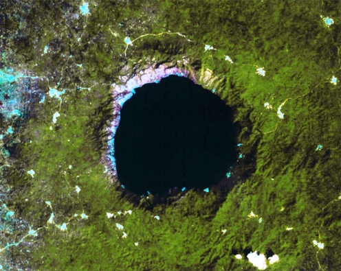 Bosumtwi Crater