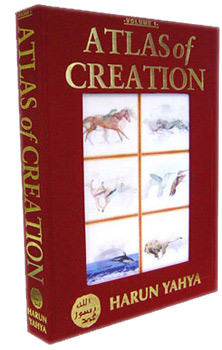 the Atlas of Creation - as finely polished a turd as you are ever likely to see
