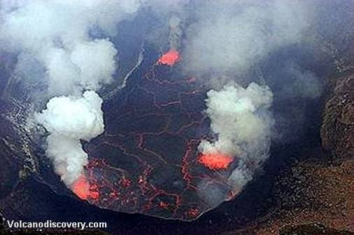 mount nyiragongo volcanoes world magnificent and The volcanoes of the world are magnificent and fascinating structures some are quiet and some are colossal some lay dormant for many years while others.