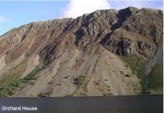 Geological society freeze thaw scree at wastwater cumbria ccuart Choice Image