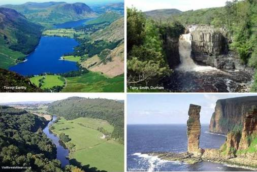 geological society - erosion