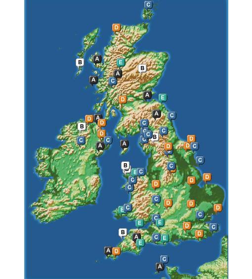 Geological Society  Rocks Around Britain