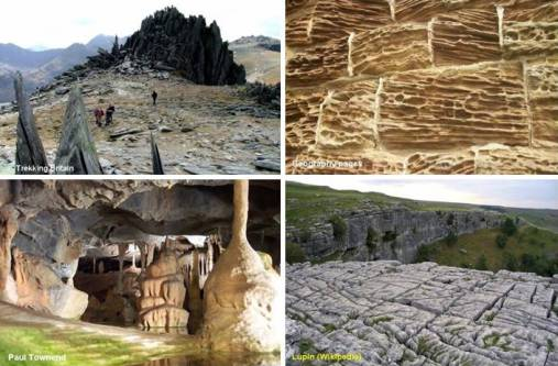 geological society weathering