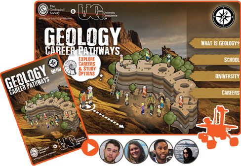 Any career Geologist / Current Geology student please help!?