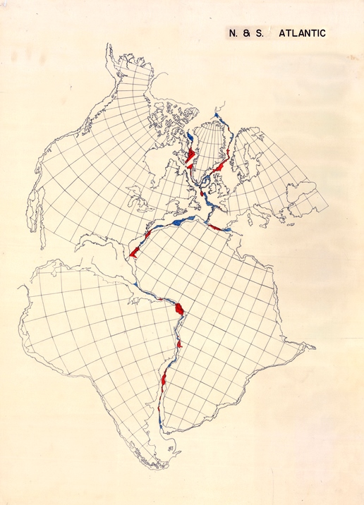The geological society fifty years ago on 28 october 1965 a paper entitled the fit of the continents around the atlantic was published in the philosophical transactions of the gumiabroncs Gallery