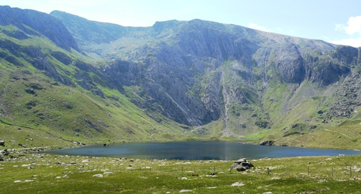 Ice Age in Cwm Idwal