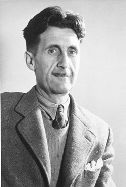 George Orwell (Eric Blair)