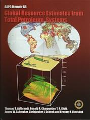 Global Resource Estimates from Total Petroleum Systems