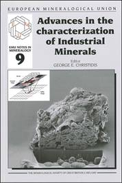 Advances in the characterization of industrial minerals
