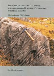The Geology of the Dalradian and Associated Rocks of Connemara, Western Ireland