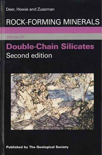 Double-chain silicates, Volume 2B