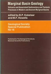 Marginal Basin Geology Volcanic and Associated Sedimentary and Tectonic Processes in Modern and Ancient Marginal Basins