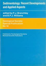 Sedimentology: Recent Developments and Applied Aspects