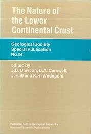 Nature of The Lower Continental Crust