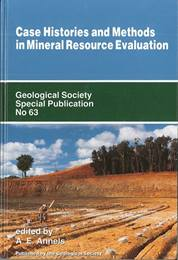 Case Histories and Methods In Mineral Resource Evaluation