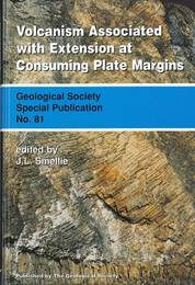 Volcanism Associated With Extension at Consuming Plate Margins (hardback)
