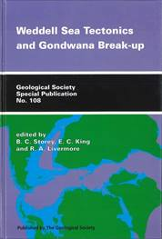 Weddell Sea Tectonics and the Break-up of Gondwana