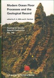 Modern Ocean Floor Processes and the Geological Record