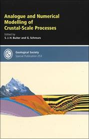 Analogue and Numerical Modelling of Crustal-Scale Processes