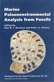 Marine Palaeoenvironmental Analysis from Fossils (paperback)
