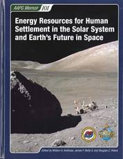 Energy Resources for Human Settlement in the Solar System and Earth's Future in Space