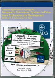 Geographic Information Systems in Petroleum Exploration and Development CD