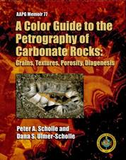 A Color Guide to the Petrography of Carbonate Rocks M77
