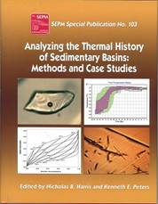 Analyzing the Thermal History of Sedimentary Basins ES4103