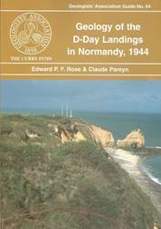 Geology of the D-Day Landings in Normandy, 1944