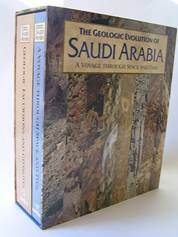 The Geologic Evolution of Saudi Arabia: A Voyage Through Space and Time