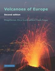 Volcanoes of Europe, 2nd ed paperback