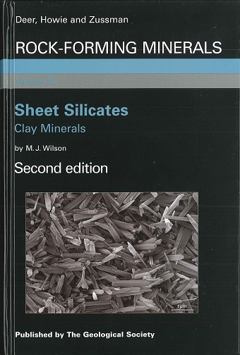 Clay Minerals, RFM Volume 3C