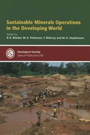 Sustainable Minerals Operations in the Developing World