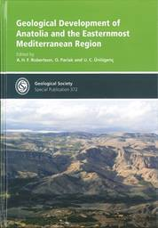 Geological Development of Anatolia and the Easternmost Mediterranean Region