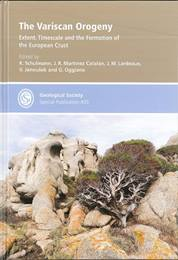 Variscan Orogeny, The: Extent, Timescale and the Formation of the European Crust