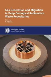 Gas Generation and Migration in Deep Geological Radioactive Waste Repositories