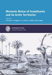 Mesozoic Biotas of Scandinavia and its Arctic Territories