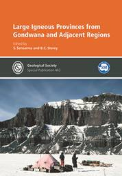 Large Igneous Provinces from Gondwana and Adjacent Regions cover