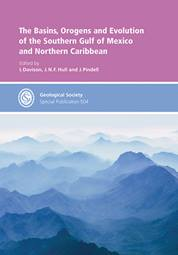 Cover SP504 The Basins, Orogens and Evolution of the Southern Gulf of Mexico and Northern Caribbean