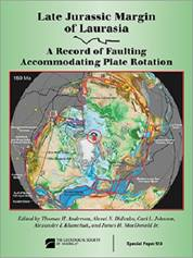 Late Jurassic Margin of the Laurasia—A Record of Faulting Accommodating Plate Rotation