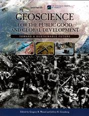 Geoscience for the Public Good and Global Development: Toward a Sustainable Future