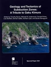 Geology and Tectonics of Subduction Zones: Gaku Kimura