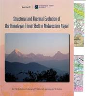 Structural and Thermal Evolution of the Himalayan Thrust Belt in Midwestern Nepal