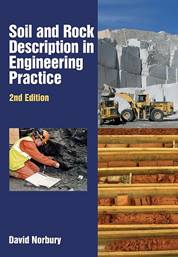 Soil and Rock Description in Engineering Practice, 2nd edition