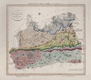 Geological Map of Surrey