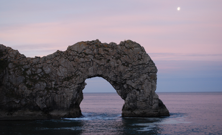April: Durdle Door, Lulworth Cove, Dorset, England - Caitlin Broadbent