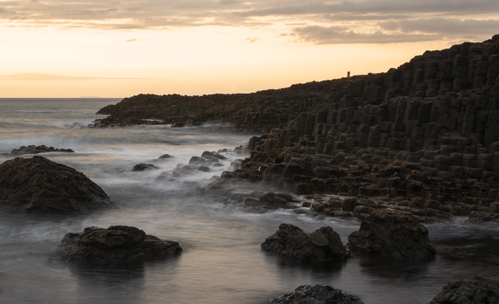 November: Giant's Causeway, Co. Antrim, Northern Ireland - Sarah Boulton