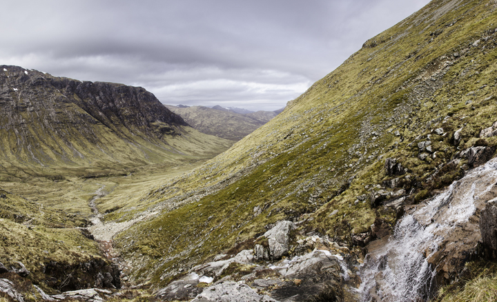 October: Glencoe, Lochaber, Highlands, Scotland - Brent Bouwsema